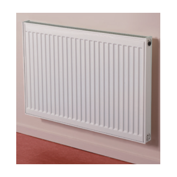 THERMRAD PANEELRADIATOR COMPACT-4 900H - 600L TYPE 22 (1406 WATT)